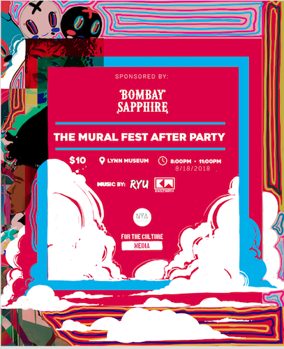 The Mural Fest - For two weeks renowned street artists from around the globe…