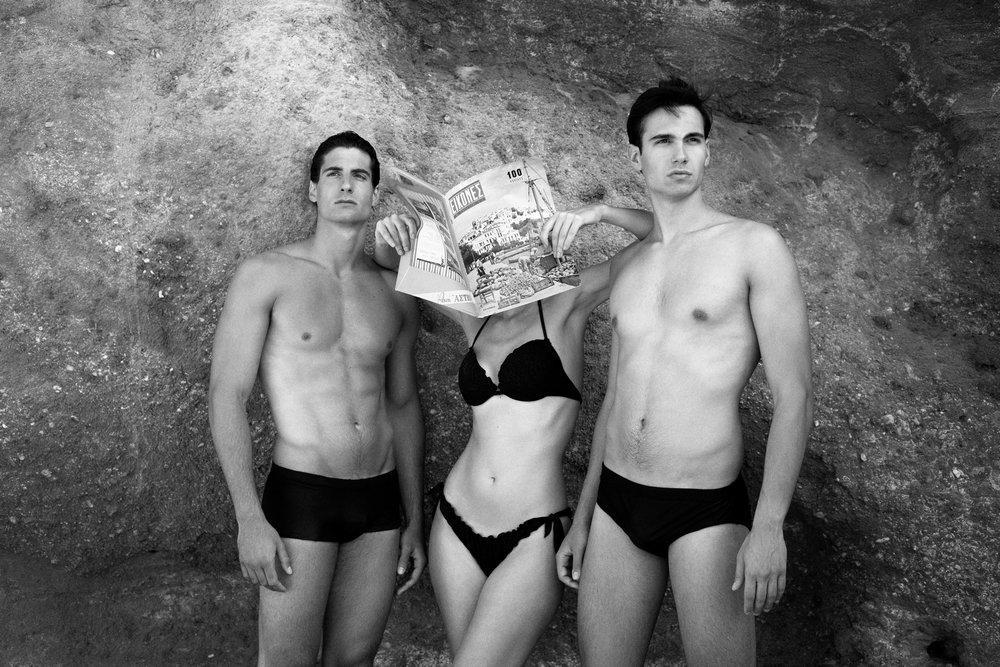Kim De Molenaer - Elisabeth & Bodyguards - Courtesy Eduard Planting Gallery.jpg