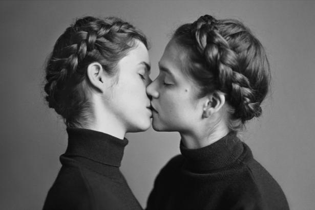 Womans Kiss © Rogier Houwen
