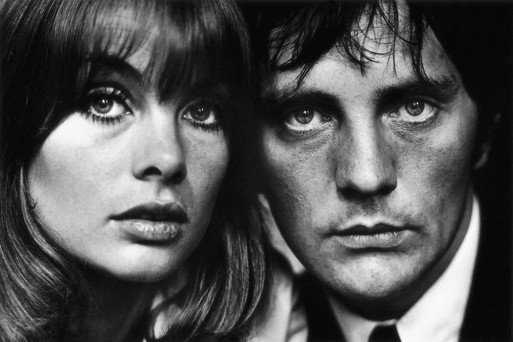 Terry O'Neill - Jean Shrimpton - Co-signed edition - JS001 - Iconic Images_Courtesy Eduard Planting Gallery