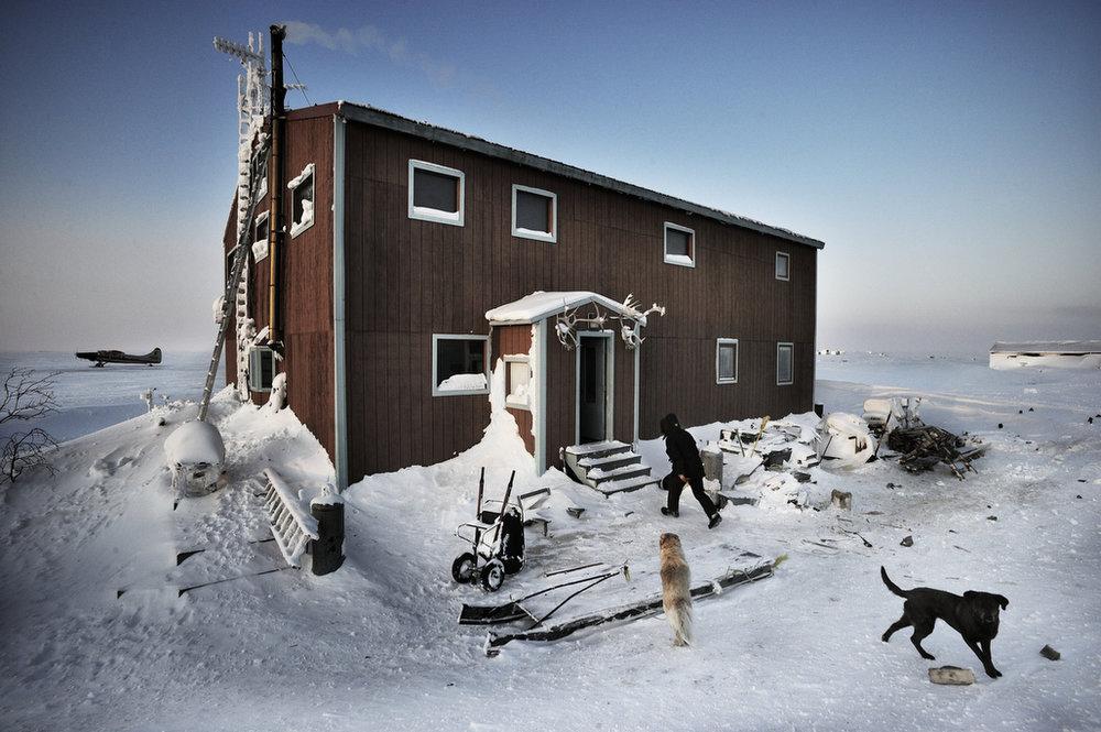 Via Panam, migration in the America's, Alaska © Kadir van Lohuizen / NOOR Images