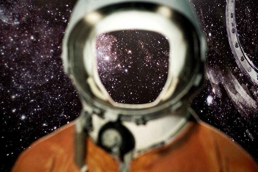 Gagarin © Daria Garnik