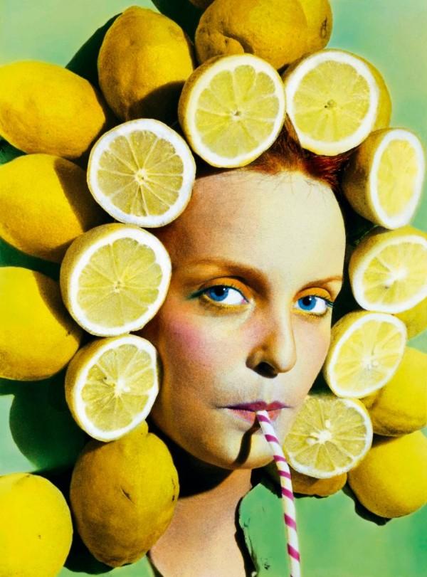 Peluquer í a, Limones, 1979  © Ouka Leele