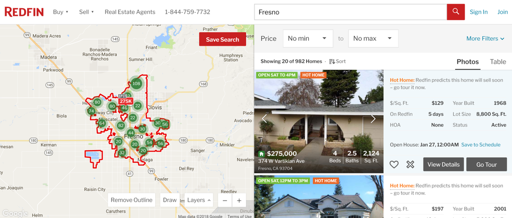 Redfin Fresno Search Kristen Lem Writer LSEO.png