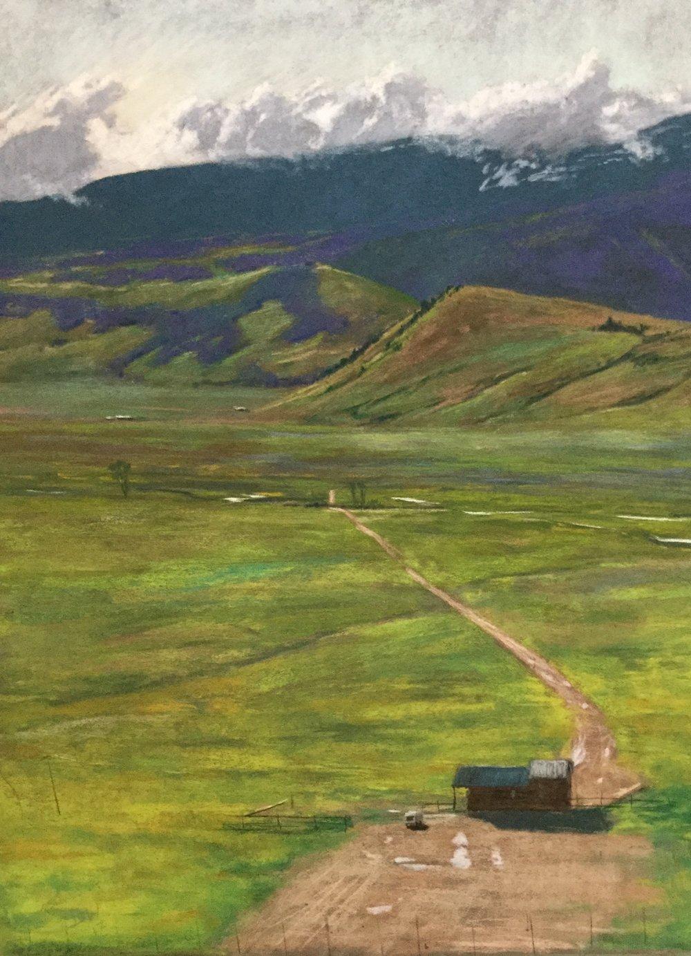 The Elk Refuge: June