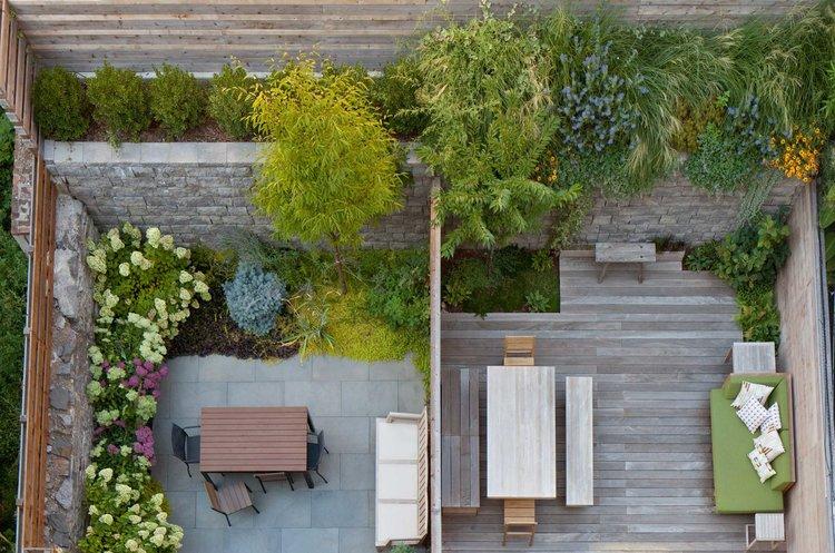Rooftop Garden Design NYC Brooklyn Gorgeous Garden Design Brooklyn Image