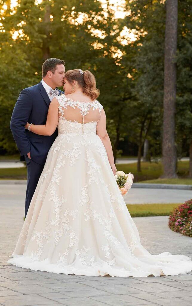 9af7bb4e0e1a Our Top Three Best Selling Plus Size Wedding Dresses Right Now ...