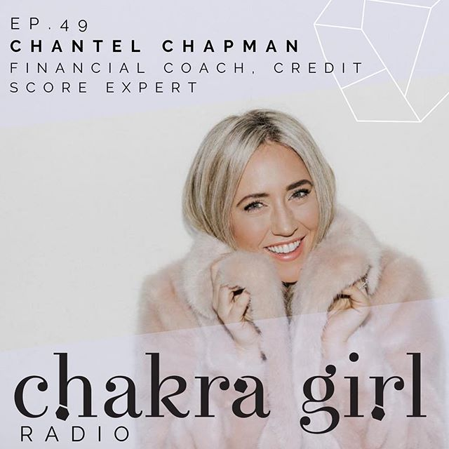 Hi friends! I recently was interviewed by @chakragirlco radio. We talked about money trauma and credit scores. Head over to her feed to listen.