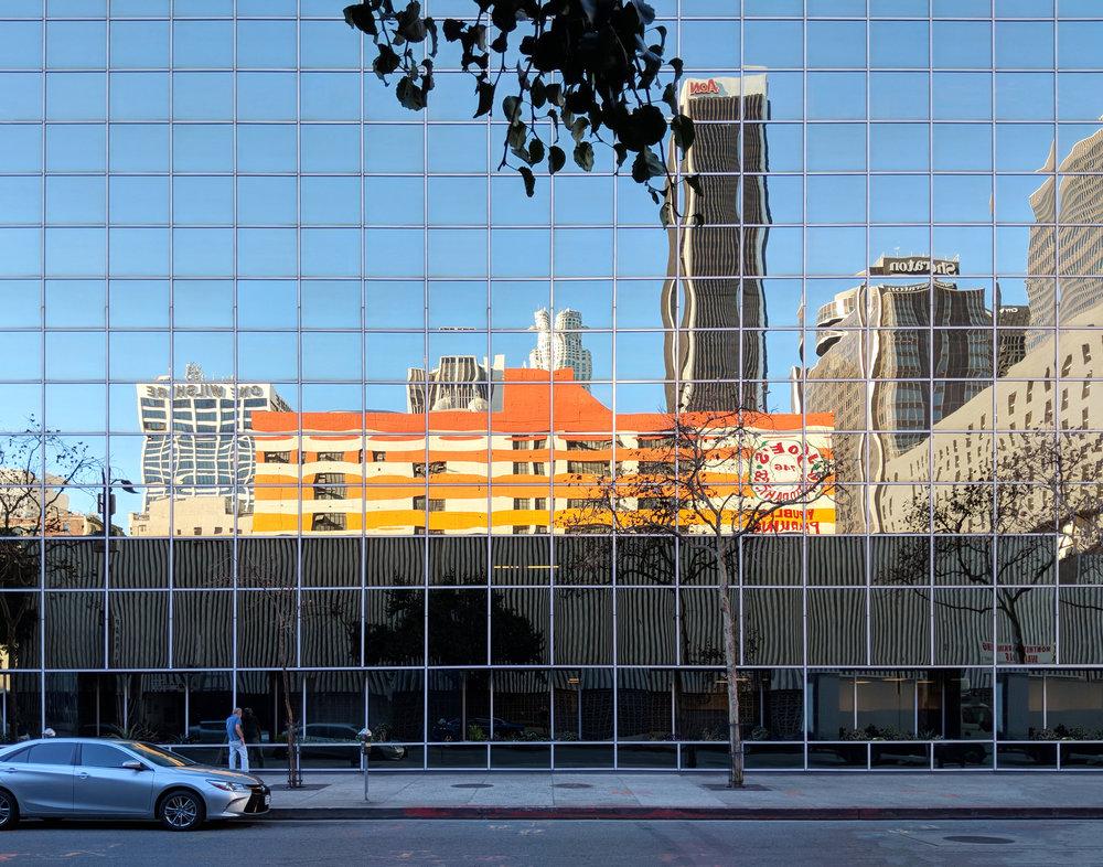 Urban Reflection II