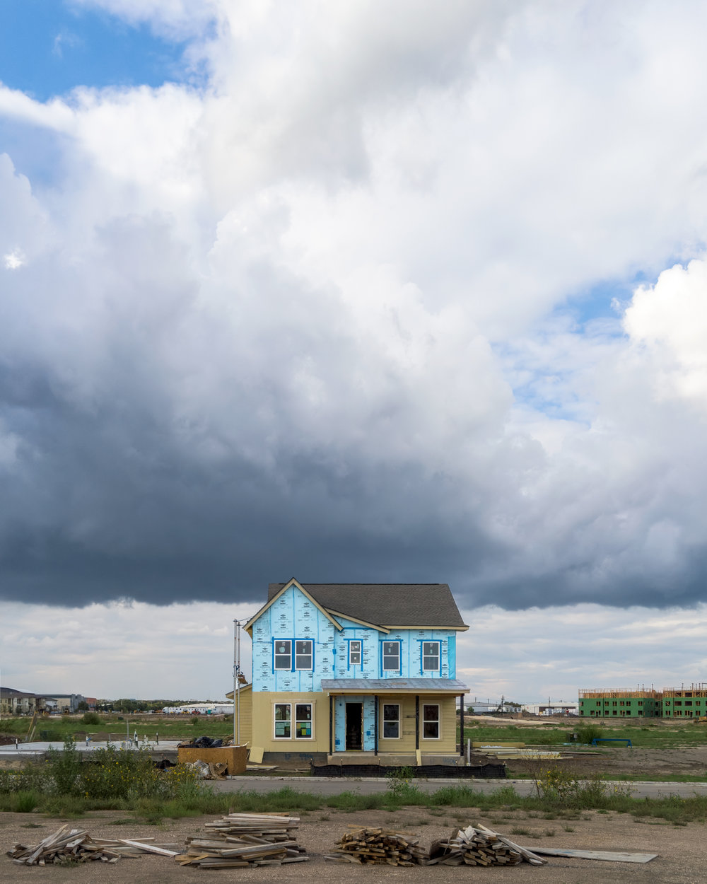 Texas Prairie II: Storm Advance