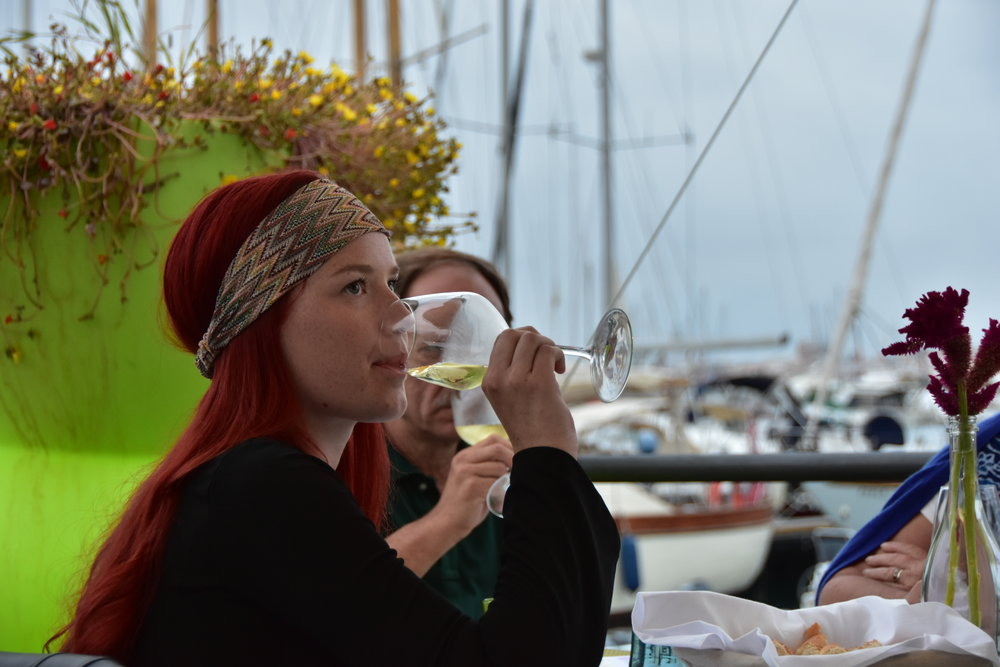 Sardinian  wine tasting