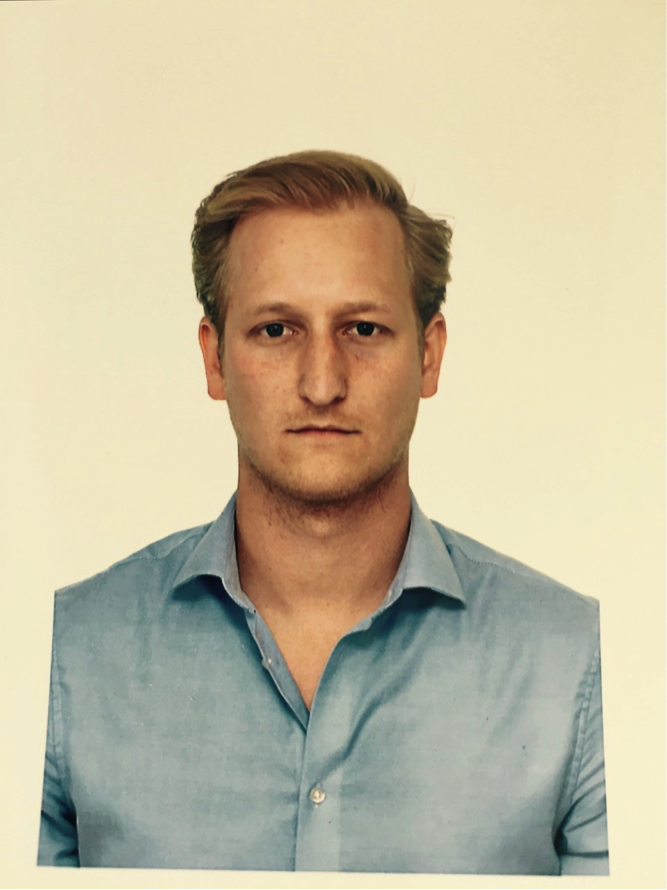 Olivier van Wulfften Palthe, MD - Research fellow for two years (2015 & 2016) with PhD subject: