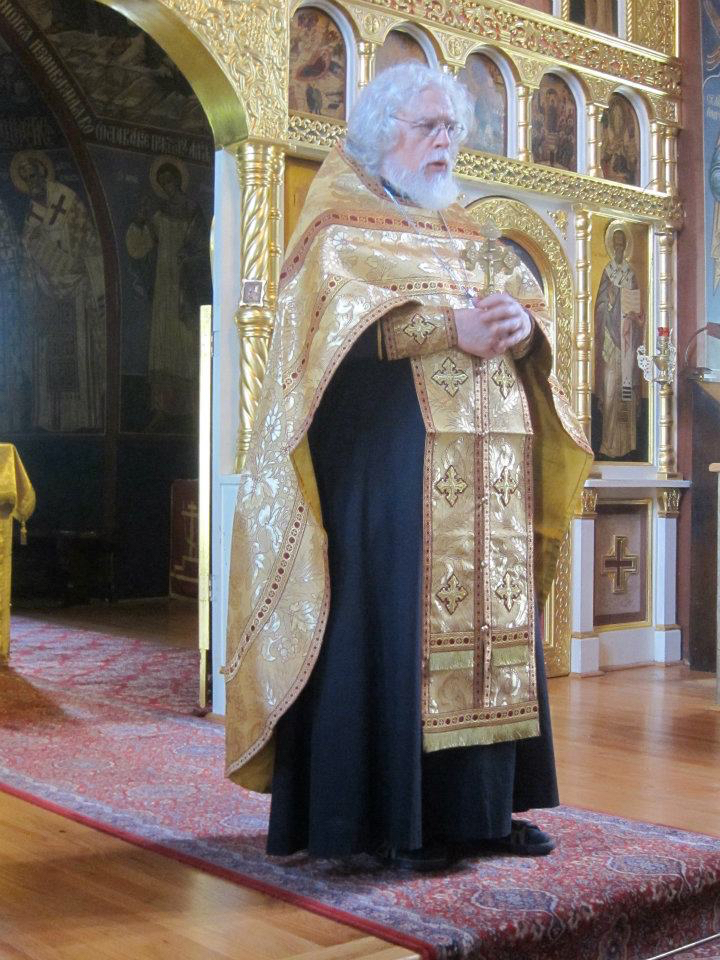Archpriest Andre Papkov