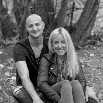 JAKE & JENN McGREW    LEAD PASTORS