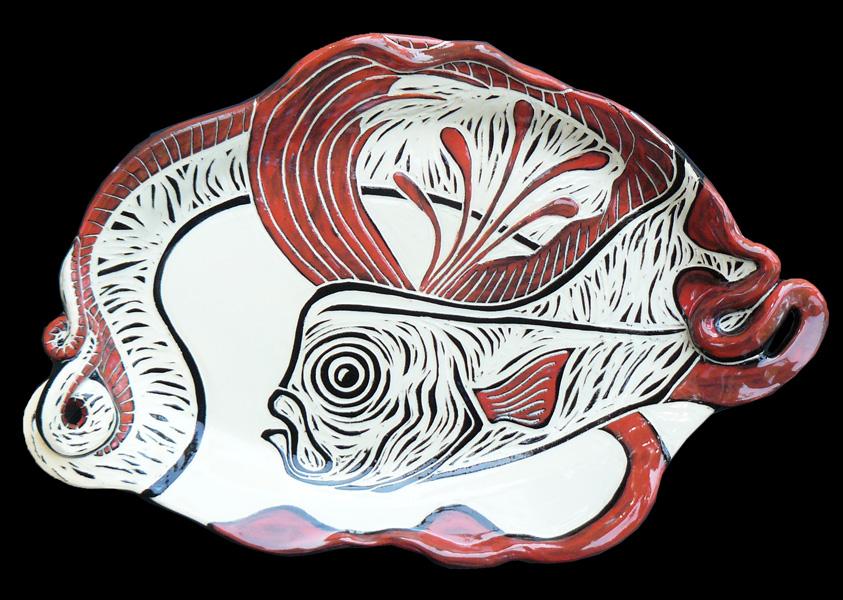 Oarfish 3D Platter