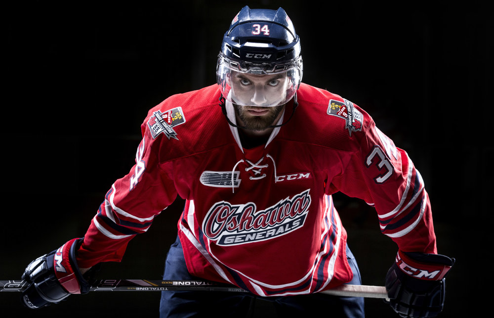 Oshawa Generals Hunter Smith