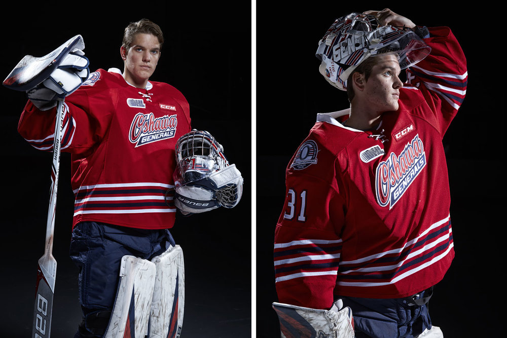 Oshawa Generals Media Day