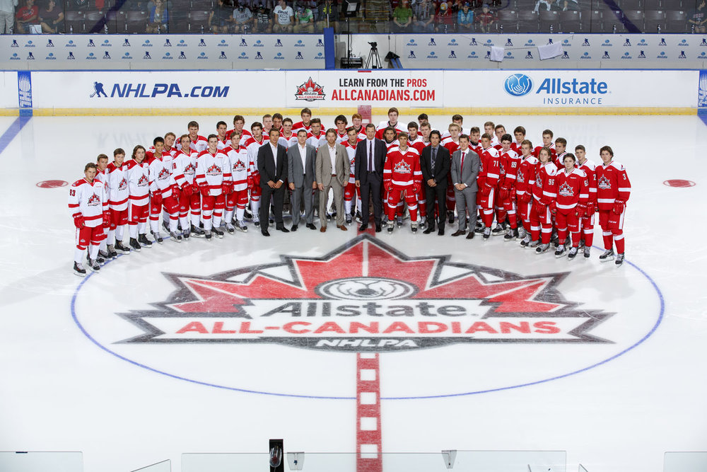 Allstate All-Canadians Mentorship Cup
