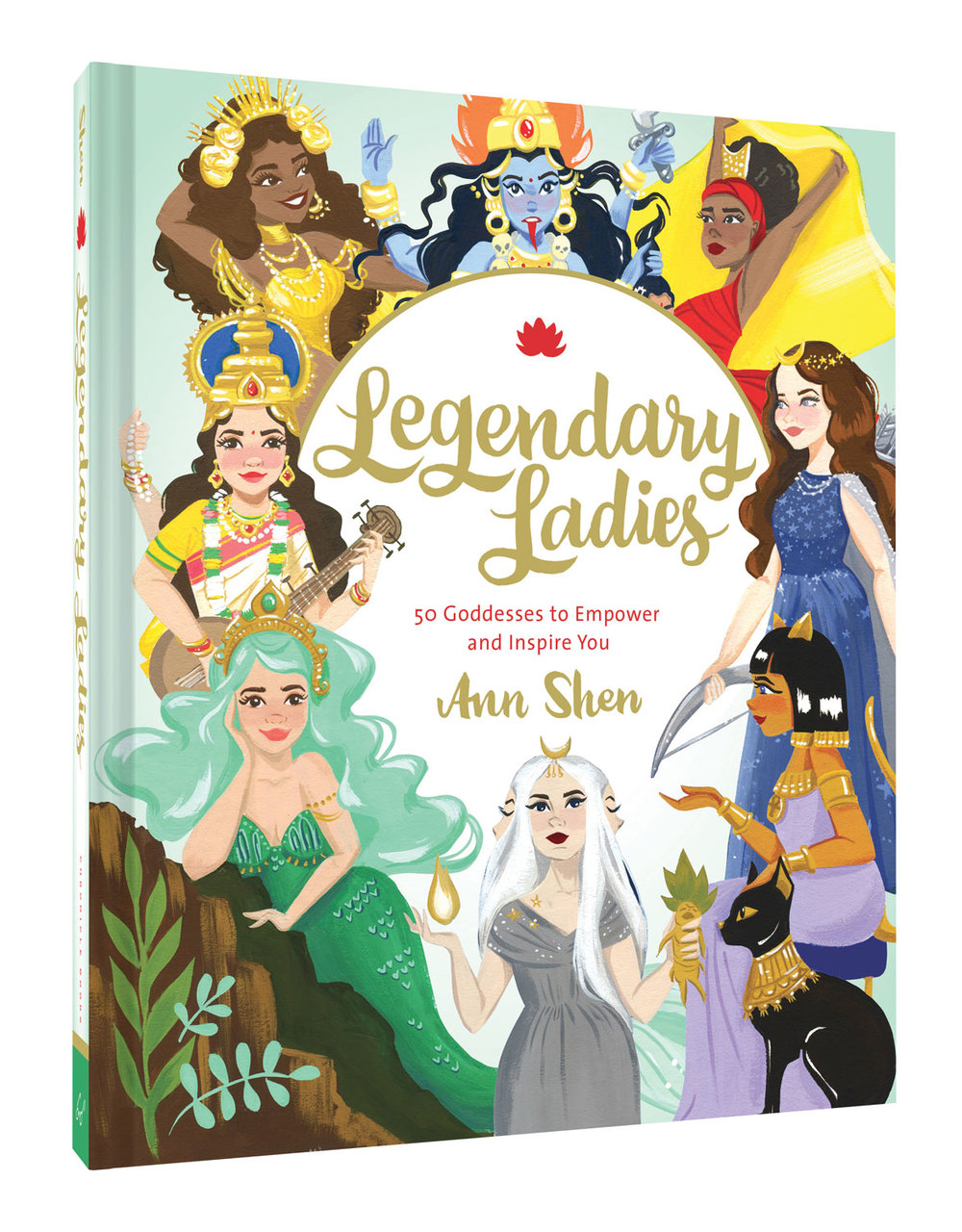 Cover of Legendary Ladies is courtesy of Chronicle Books