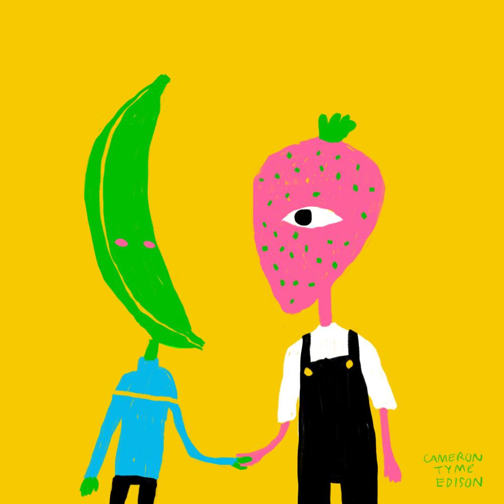 Couple of Fruits, Digital 2019