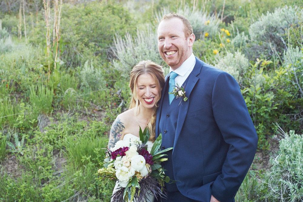 Fun alternative Utah elopement  - Intrepid elopements by Yeoto Images Sarah Arnoff Yeoman