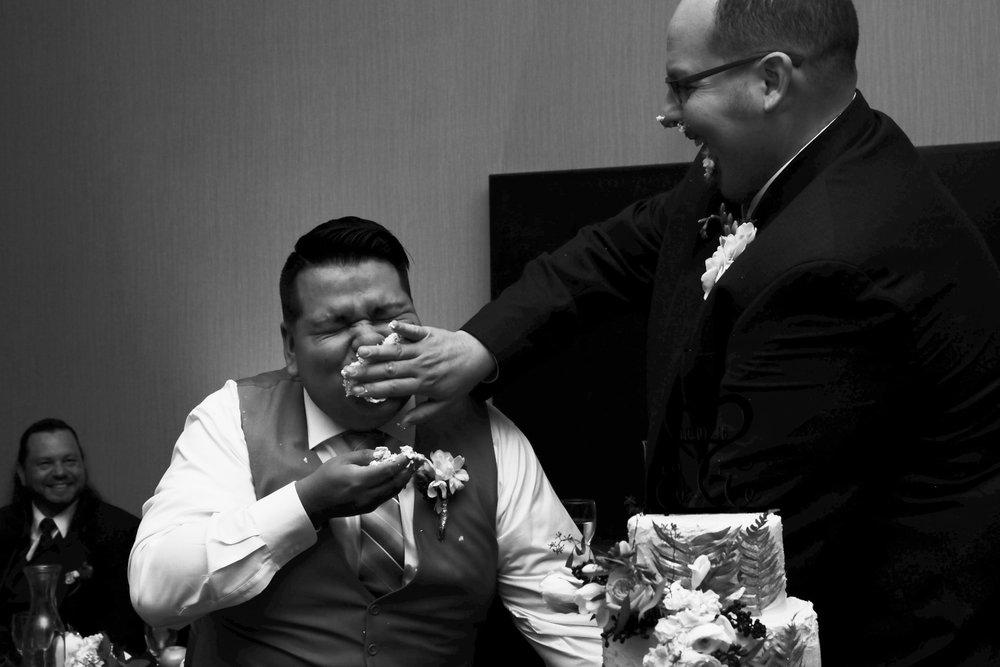 LGBT Wedding Photographer Portland