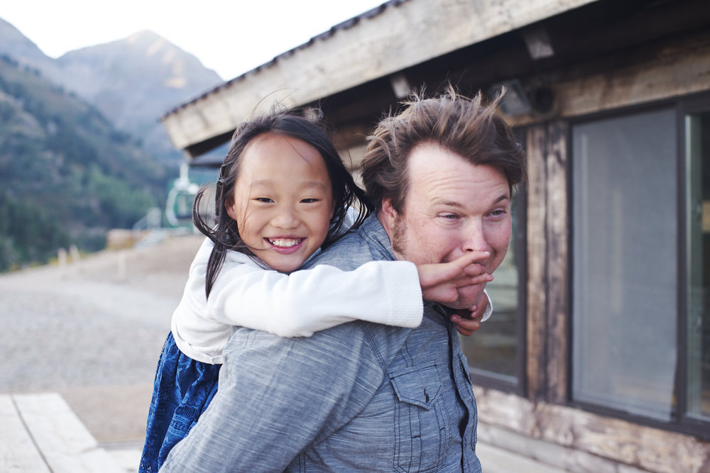 ADOPTION STORIES - Non-traditional images for non-traditional families