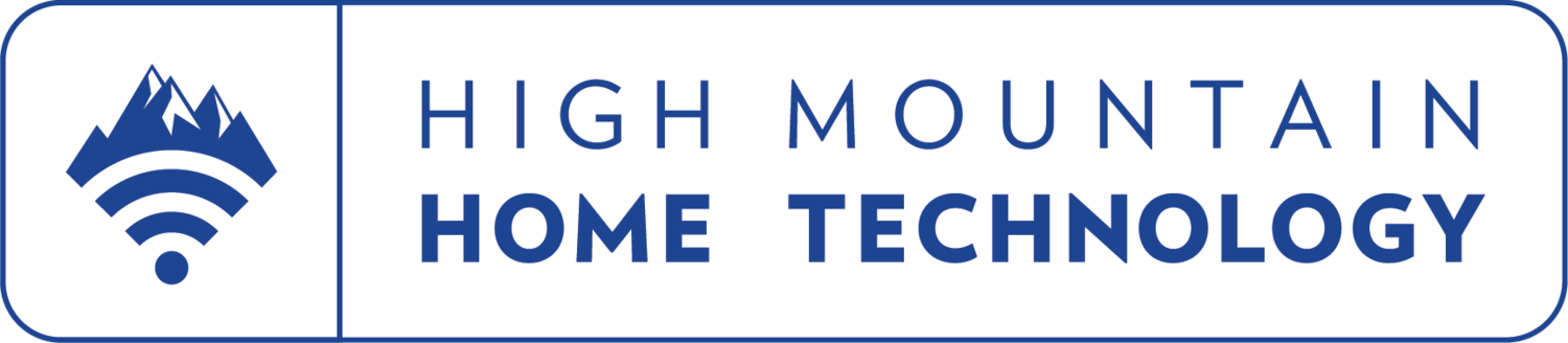 High Mountain Home Technology