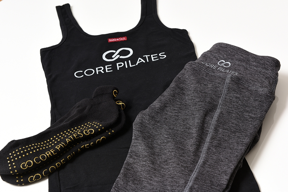core pilates -