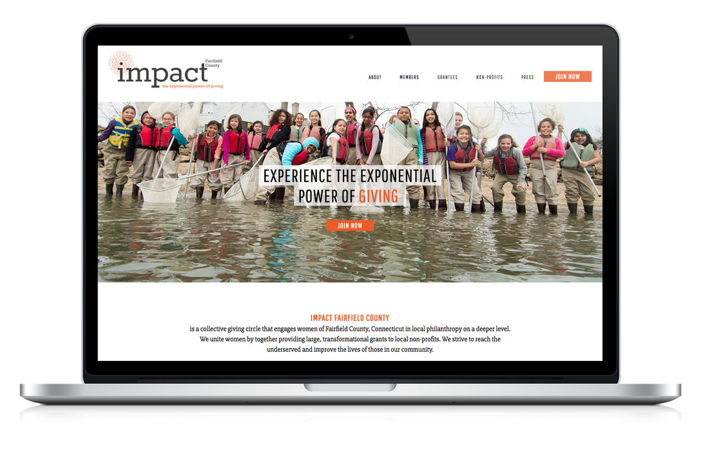 Impact Fairfield County<br><br><span>See Case Study</span>