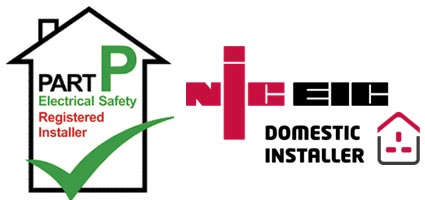 Domestic partP NICEIC Electrician East Sussex