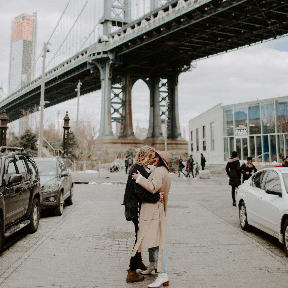 Juliana + Jason // Brooklyn, NY