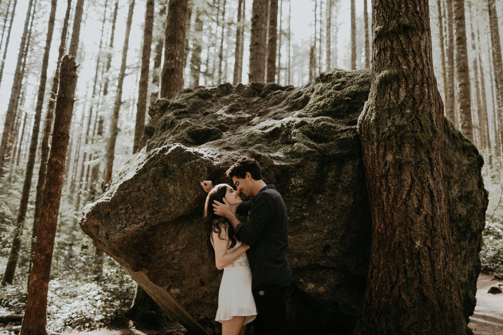 who are we? - Heather and I are wedding photographers based in Gig Harbor, Washington. We recently moved to Washington from Orlando, Florida, and are loving the PNW scenery!We met in Orlando through mutual friends, and have been best friends ever since! We got married in January of 2018, and have 2 beagles (Snoopy and Loree) and a puggle (Macy). We love dogs, hiking, hunting, and just being out in nature, but we are both always up for a night of pizza and Netflix on a rainy afternoon! We always try to be positive and relaxed, and love joking around and just laughing. Our daily life is focused on growing closer to God and each other, working out, finding new healthy food ideas, and cuddling with our beagles. We love meeting new people and seeing new places, which is one of our favorite parts of shooting weddings! We are always up for an adventure, and would be honored to be a part of your love story!