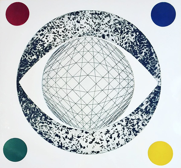 Charlotte Brainerd, Eye Four Colour 1970
