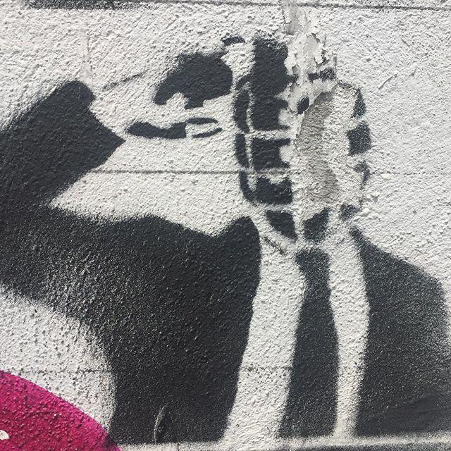 Street art Mexico City