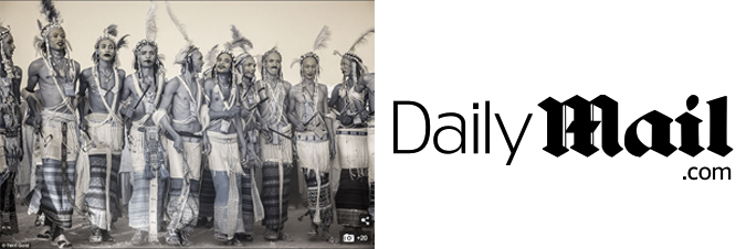 Daily Mail: The Tribes that Time Forgot -