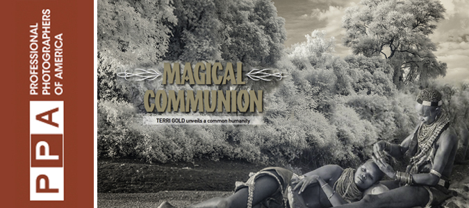 PPA: Magical Communion - Terri Gold Unveils A Common Humanity -