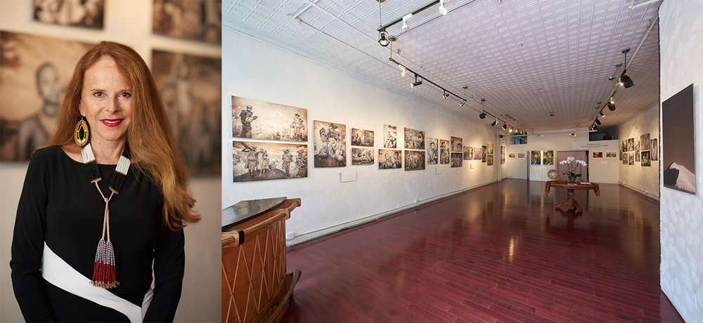 Still Points in a Turning World at the Salomon Arts Gallery in Tribeca, New York -