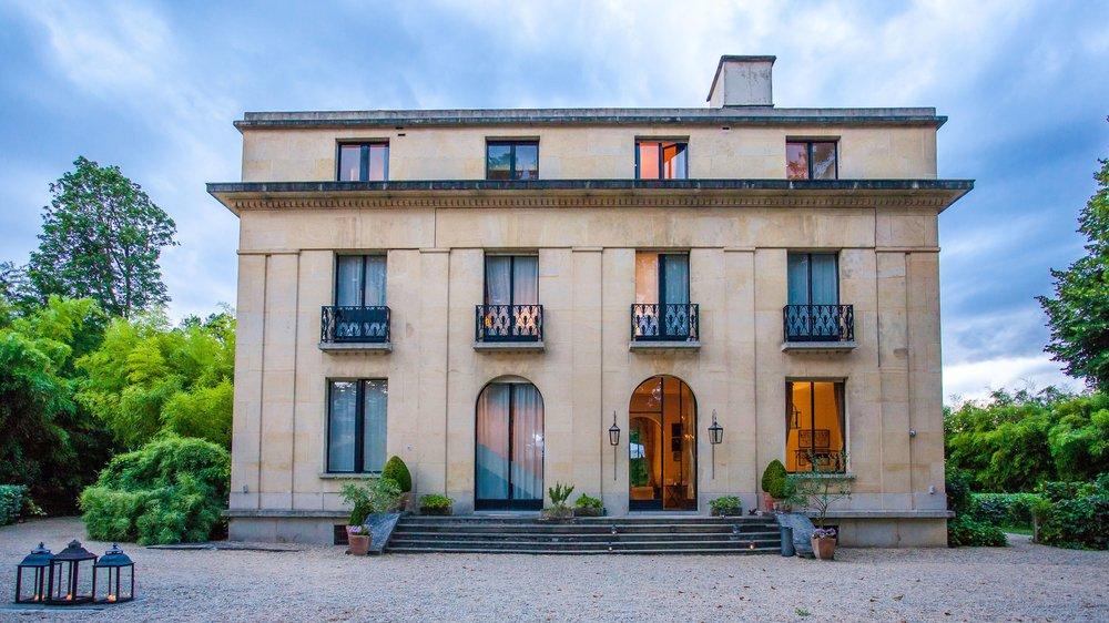 La Vigne de Paris-Bagatelle , reception