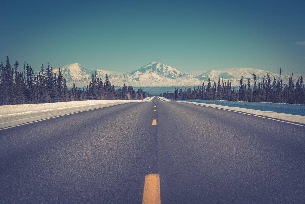 PRE TOUR:ALASKA -
