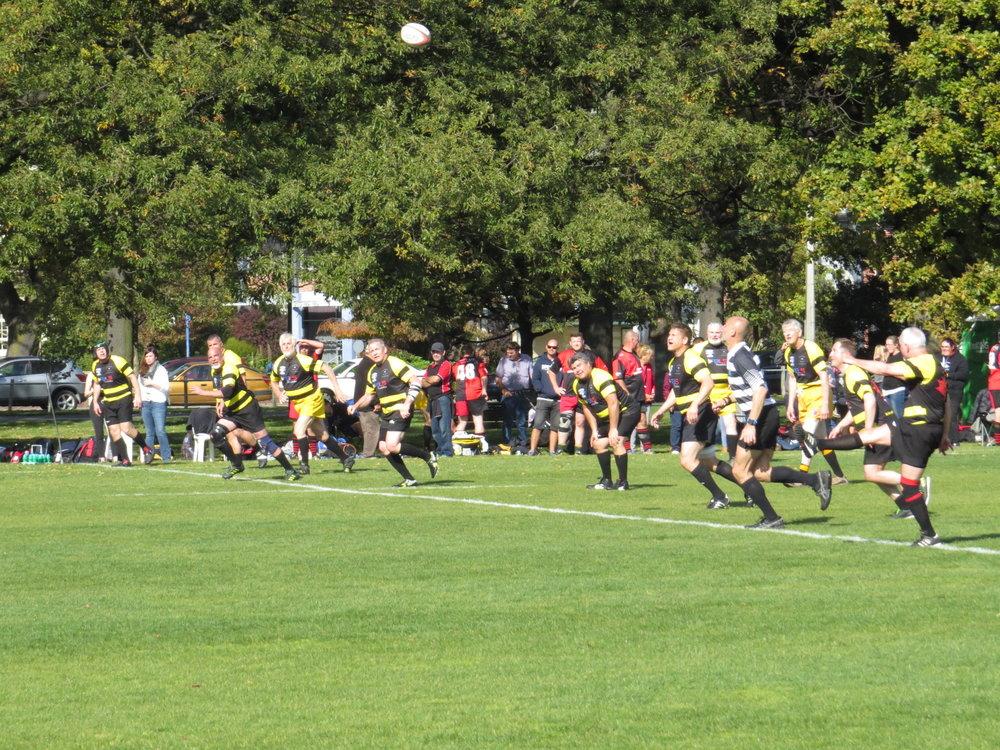 Golden Oldies Rugby Festival Denver 2020