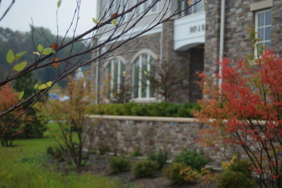 demmer wellness pavilion petoskey michigan landscape architecture