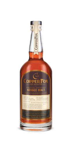 Copper Fox Original American Single Malt