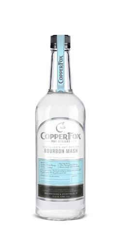 Copper Fox Bourbon Mash