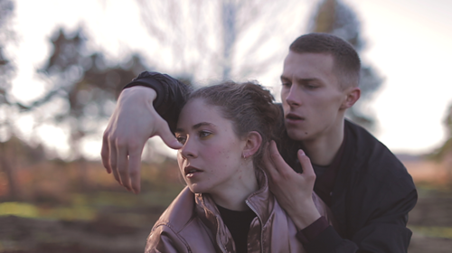 Domestic Abuse Awareness : casting & choreography by MeltingProject, song High & Low by EZA, performance by Ella Pileggi + Connor Scott, production & direction by RAW Productions