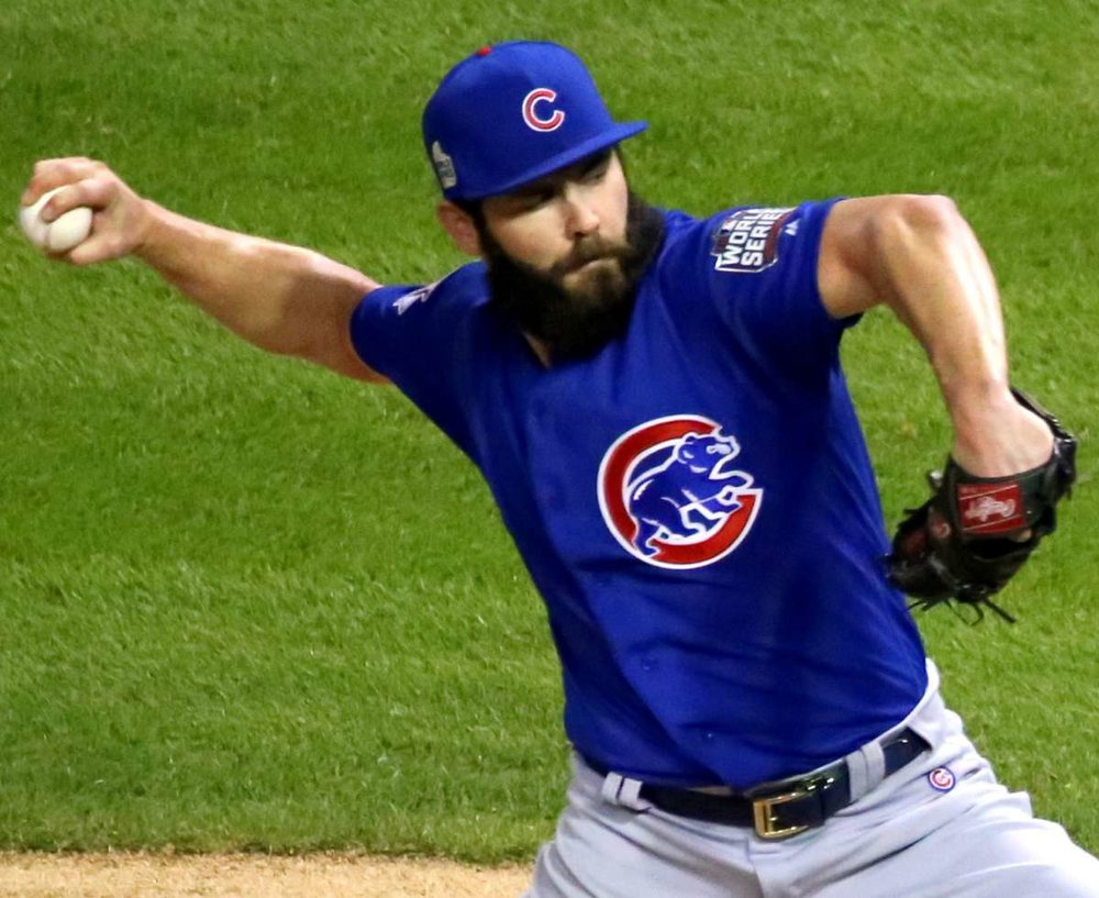 Cubs_starter_Jake_Arrieta_delivers_a_pitch_in_the_first_inning_of_World_Series_Game_6._(30686016936)_(cropped2)__1520865478_68.99.232.226.jpg
