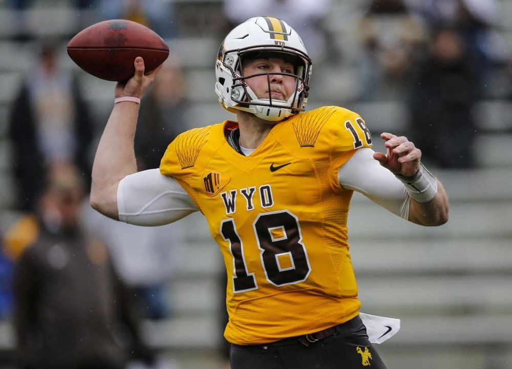 It's Official: Vander Waal will be the Cowboy's starting quarterback this year.