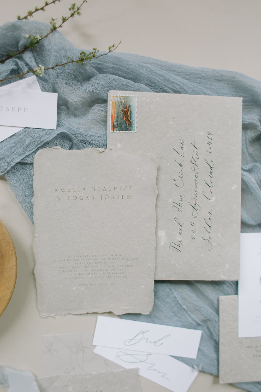 main invitation -
