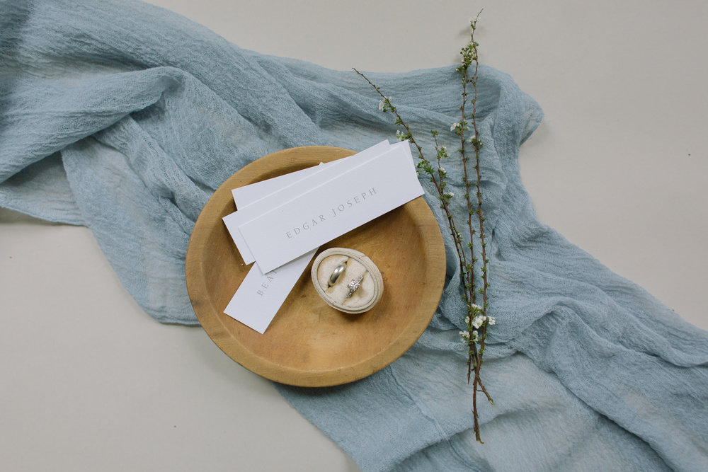 place cards -