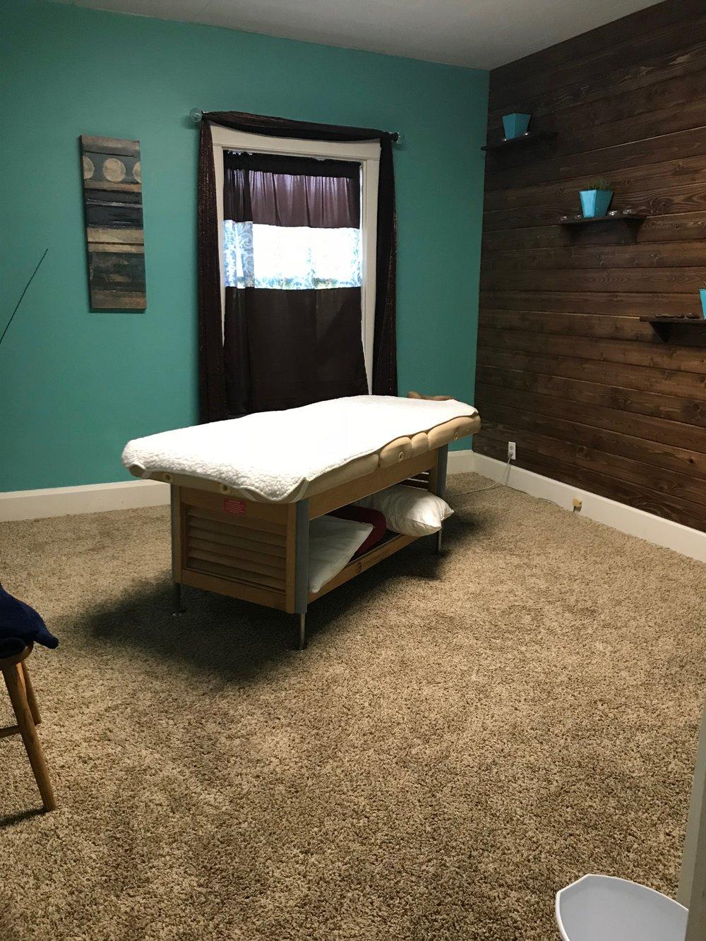 Massage / Acupuncture Room